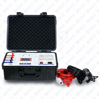 GDZC Series Transformer DC Winding Resistance Tester, Mirco Ohmmeter