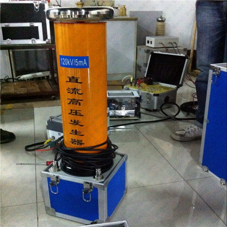 ZGF Series 60kV to 300kV DC High Voltage Generator for MOA Withstand Voltage Testing