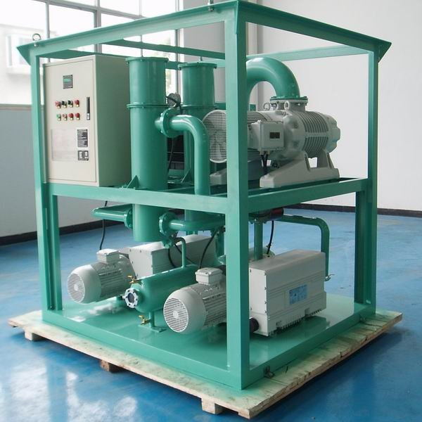 ZJ Series Vacuum Pumping Unit, Vacuum Air Pumping Unit, Vacuum Drying Equipment for Transformer