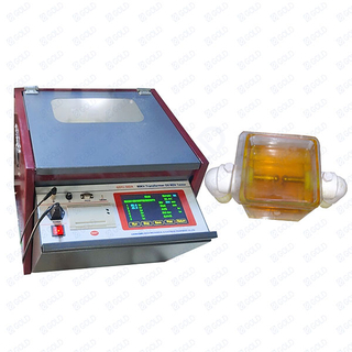 GDYJ-502A IEC156 Automatic 80kV Transformer Oil Breakdown Voltage BDV Tester