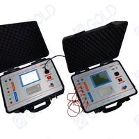 Two Sets GDBC-901 Transformer TTR Tester Sold to Chile