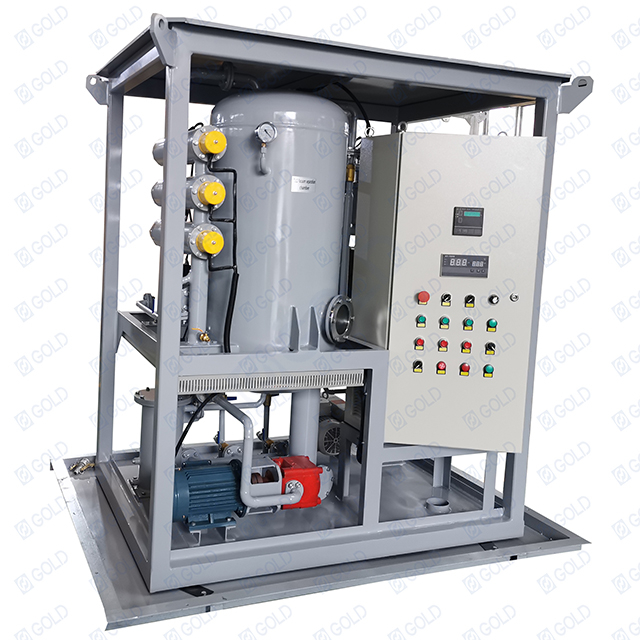 ZJA China Chongqing Made High Quality Transformer Oil Purifier for Used Insulating Oil Recycling